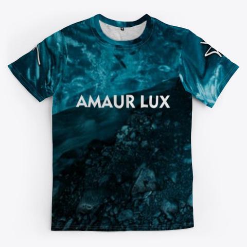Amaur Lux Print Standard T-Shirt Front