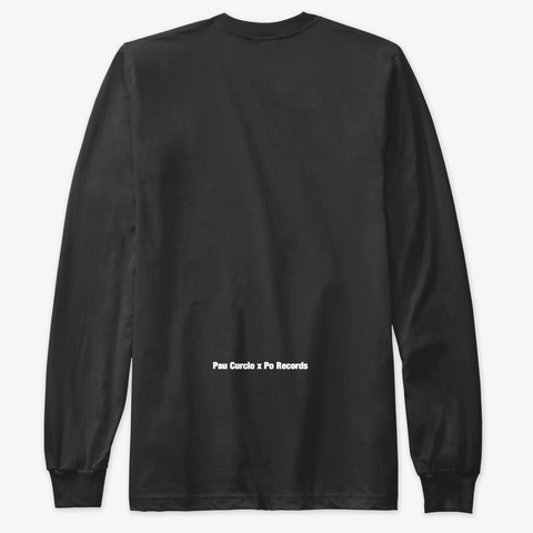 Know It  Black T-Shirt Back