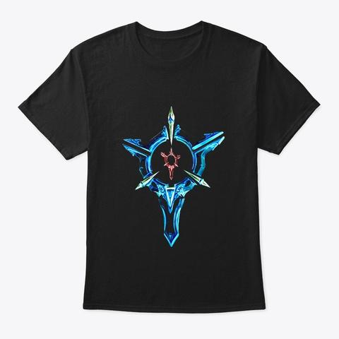 Lol Precision 1 Black T-Shirt Front