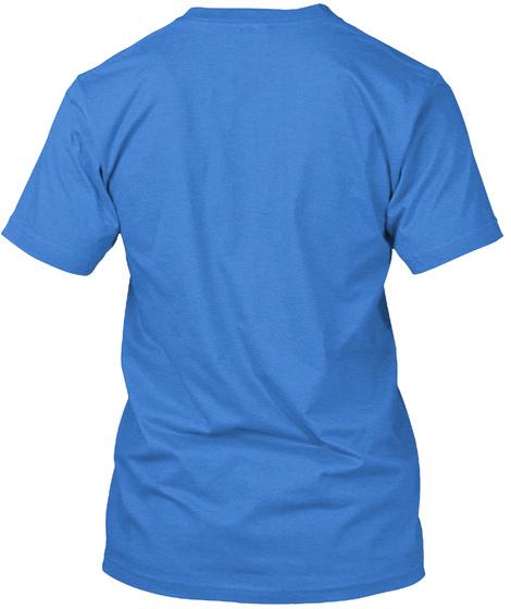 #Wayyytooearly Vintage Royal T-Shirt Back