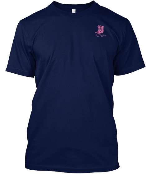 Limited Edition Navy T-Shirt Front