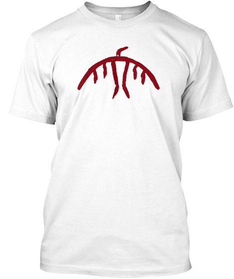Youth And Elder Language Camp Fundraiser White T-Shirt Front
