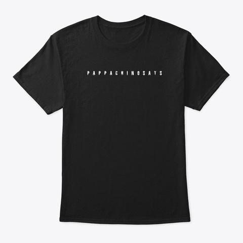 Doin' What I Can Tshirt Black Black Maglietta Front