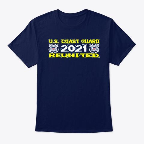Bramble (Wlb 392) Pre Racing Stripe Navy T-Shirt Front