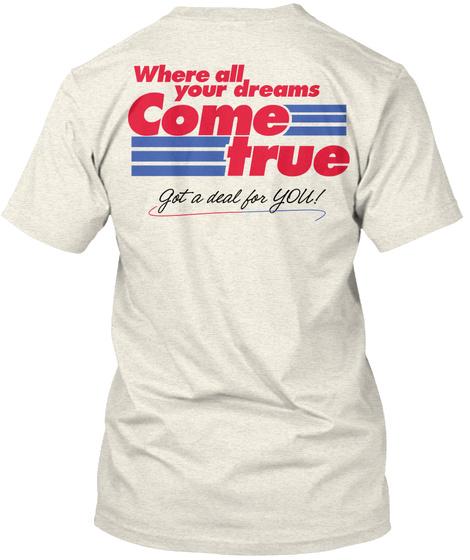 60669639d28f8 Fantasy Costco Supports The Aclu Oatmeal T-Shirt Back