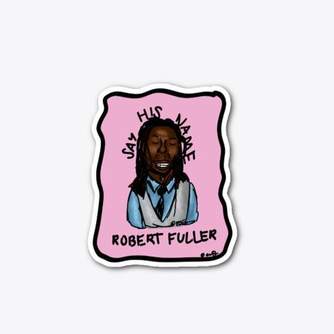 Robert Fuller Tribute   Blm Standard T-Shirt Front