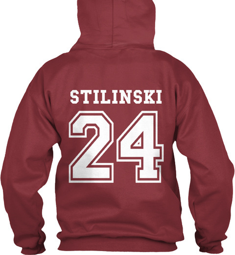 Teespring Wolf 24 Stilinski Products Teen yAqIdRFOc