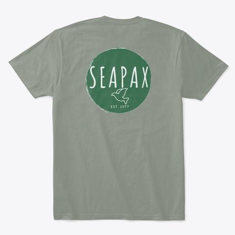 2019 Design Winner on the Back Unisex Tshirt