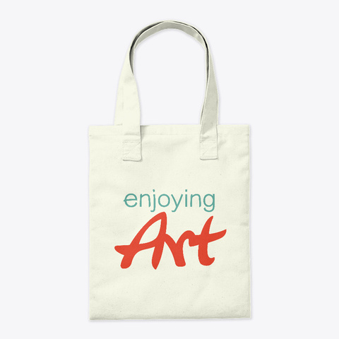 Enjoying Art Natural Camiseta Back