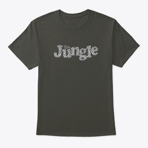 Jungle Tampa Smoke Gray T-Shirt Front
