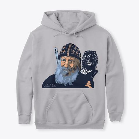 Rabina Mawgood Sport Grey T-Shirt Front