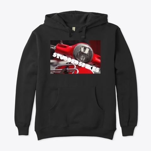 Taek 5 By Studdedspikes Black T-Shirt Front