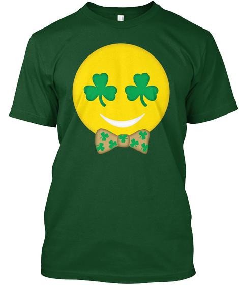 Basketball Tee Boston Deep Forest T-Shirt Front