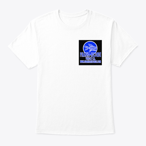 The Og Boneyard Crowd White T-Shirt Front