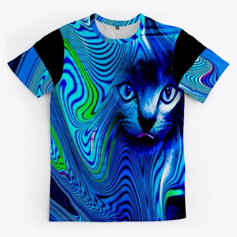 Bc Cat 0926 Black T-Shirt Front
