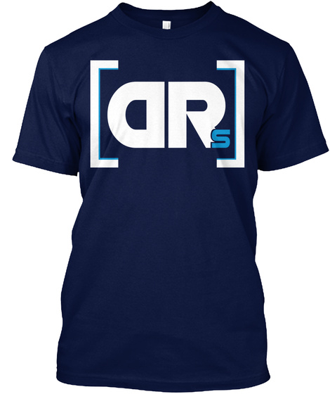Ars Navy T-Shirt Front