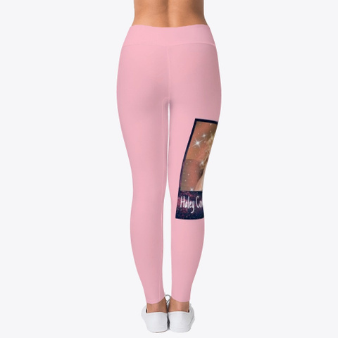 Haley Girl Fun33 Pink T-Shirt Back