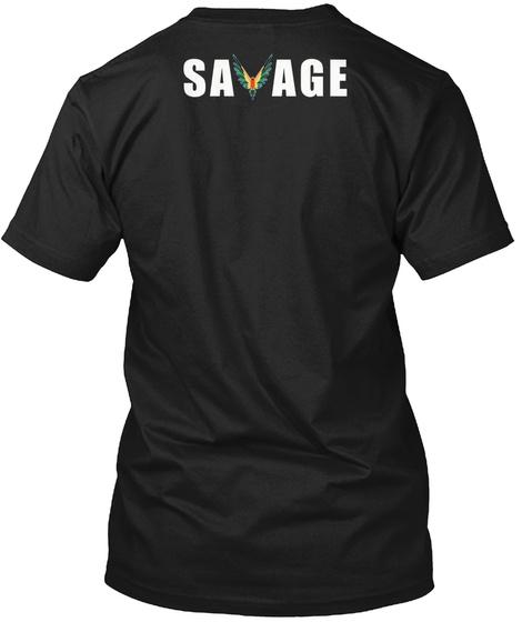 Logang Paul Maverick Tie Dye Black T-Shirt Back