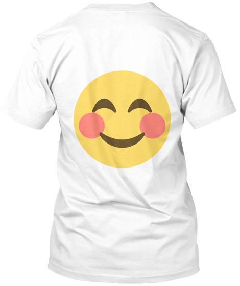 Tungtich1999 White T-Shirt Back