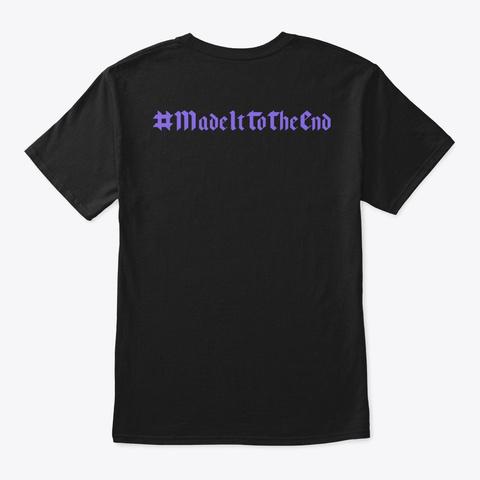Mesa Hawkmoon Shirt Black T-Shirt Back