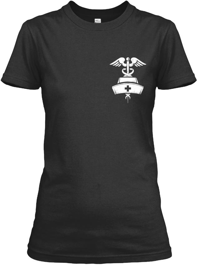 American Nurse Flag Gildan Women 39 S Tee T Shirt Ebay