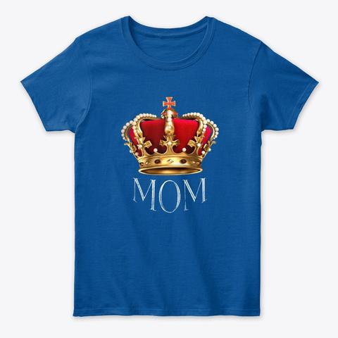 Queen Royal T-Shirt Front