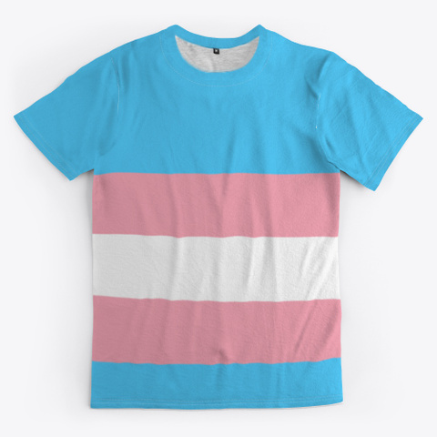 Trans Pride Standard T-Shirt Front