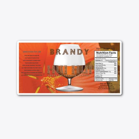 Brandy Standard T-Shirt Front