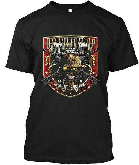 12 Bravo Combat Engineer Unisex Tshirt