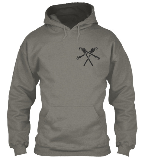 Sarcastic Lineman Charcoal T-Shirt Front