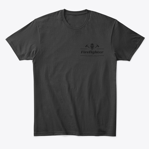 For Those We Lost Black T-Shirt Front
