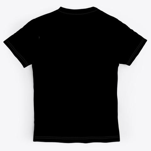 Kg The Black Out Orange Black T-Shirt Back
