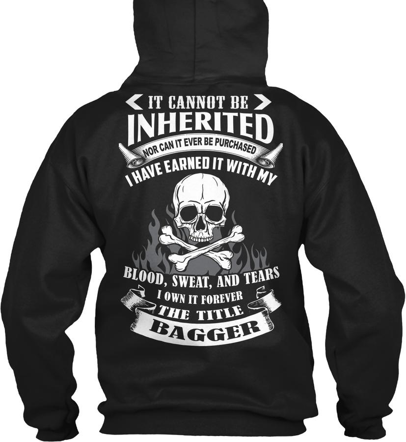 [2 HOURS LEFT TO BUY] BAGGER Unisex Tshirt