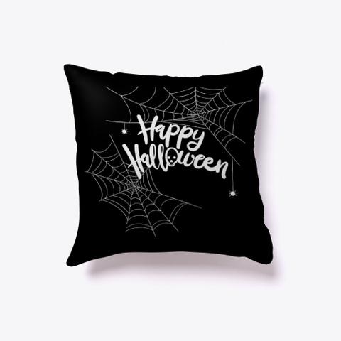 Halloween Eve Black T-Shirt Front