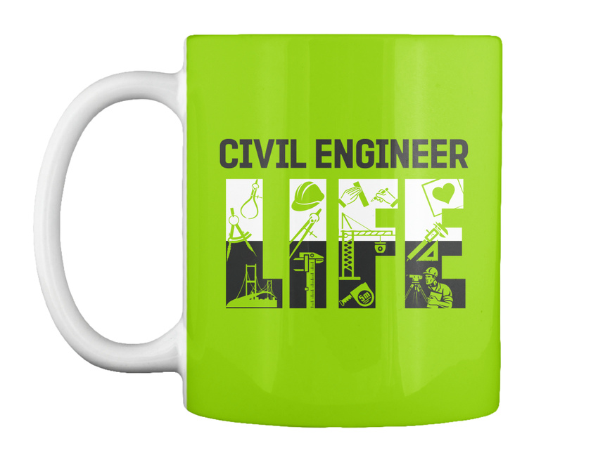 miniature 11 - Trendsetting Awesome Civil Engineer Gift Coffee Mug Gift Coffee Mug