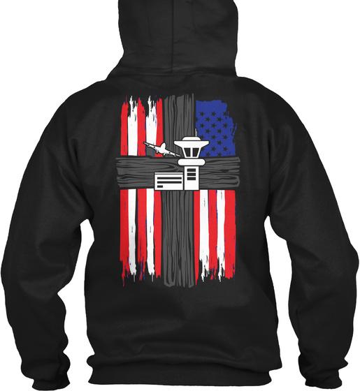 Air Traffic Controller Limited Edition Sweatshirt Back