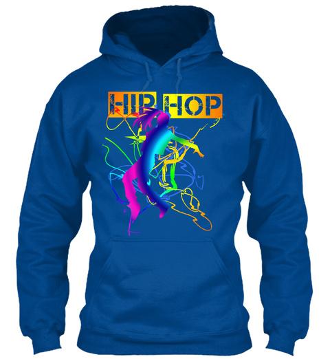 Hip Hop Royal T-Shirt Front