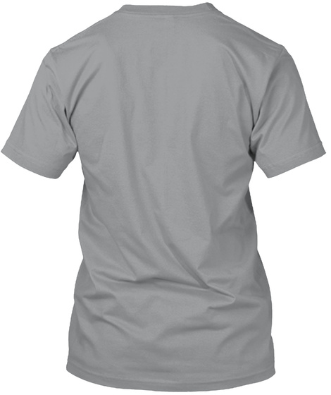 The Wild South West Posse Sport Grey T-Shirt Back