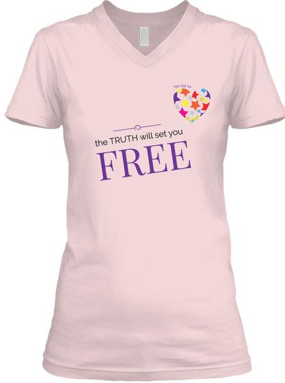 Speak Now Shirt Tegen Seksueel Geweld Pink T-Shirt Front