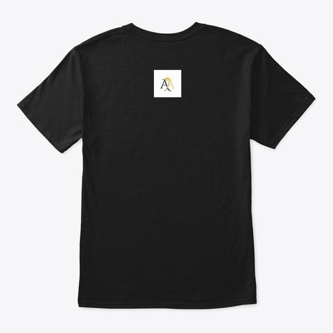 I'm Flirting With You... Cool? Black T-Shirt Back