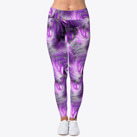 Purple Trop Leggings Products From Just Alexandria Teespring