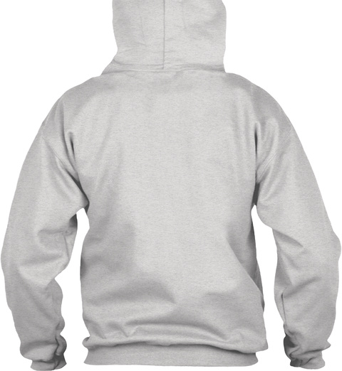 Crusin Ib Since The 60s! Limited! Ash Grey Sweatshirt Back