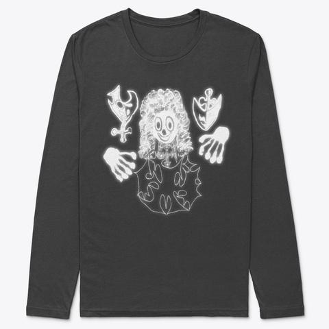 ☆ᴇxᴇᴛᴇʀ☆ Black T-Shirt Front