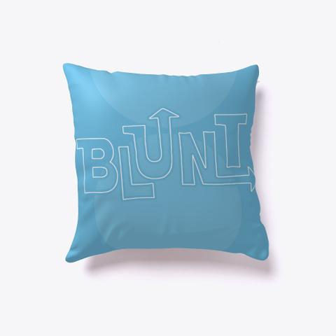 Blunt Arrows Target Fb Pillow Standard T-Shirt Back