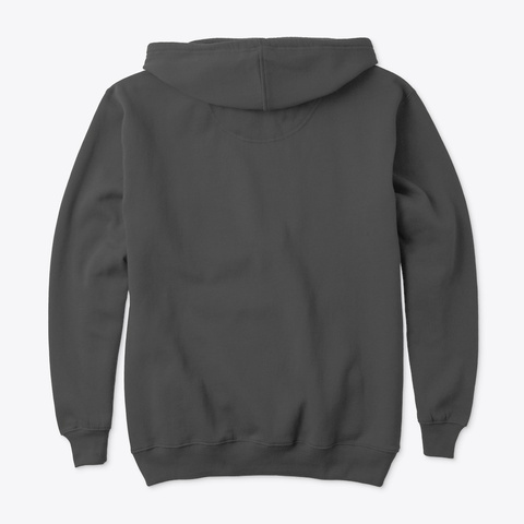Back of Special Edition Eco Unisex Hoodie