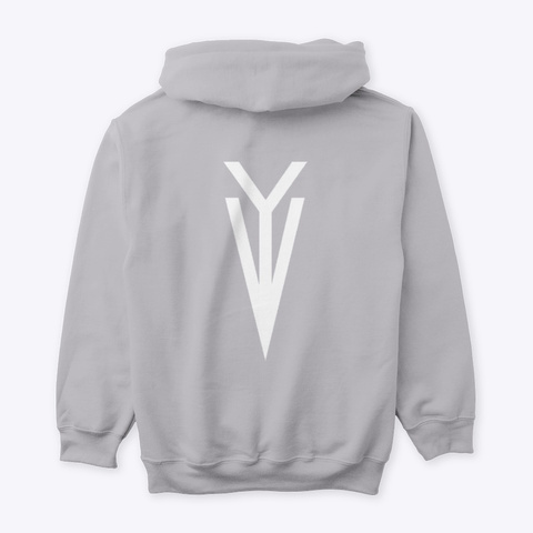 Yv Clothing Holiday Package Sport Grey T-Shirt Back
