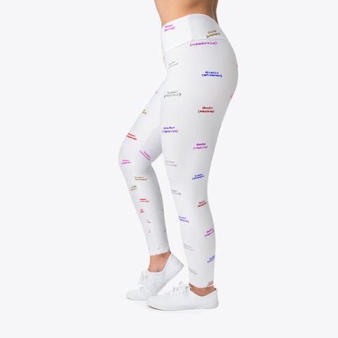 Gender (Whatever) Leggings Standard T-Shirt Left