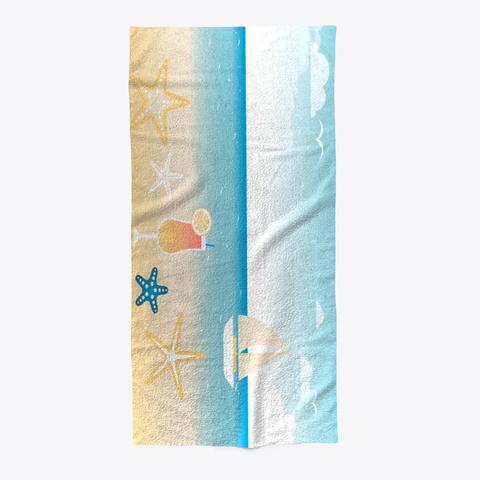 Cheap Holiday Beach Towel Standard T-Shirt Front