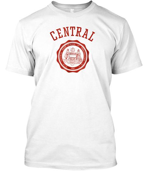 254 Classic Central High School T-Shirt Unisex Tshirt