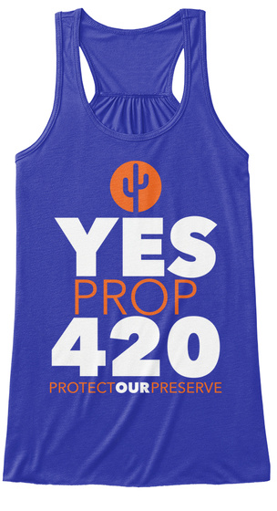 #Ye Sprop420 Women's Tank True Royal Women's Tank Top Front